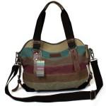 Casual Style Canvas Hobo Bag – Tote Bags – Crossbody Shouder Bag