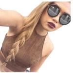 Womens Women Boho Tank Tops Bustier Bra Vest Crop Top Shirt Bralette Blouse Cami