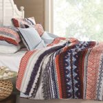 Urban Boho Quilt Set, 2-Piece Twin