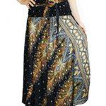 Banjamath@ Women's Long Bohemian Style Gypsy Boho Hippie Skirt