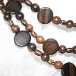 Boho-Style Wood Beads: View 3