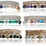 Peace, Tranquility Inner Happiness Buddha Charm Stretch Bracelets – SPUNKYsoul Collection