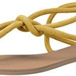 Qupid Women's Archer-309 Flat Sandal
