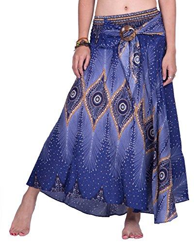 boho gypsy skirt
