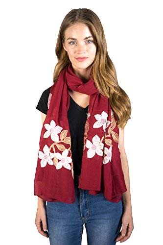 Lulla Collection Women's Boho Chic Scarves GXS20494