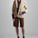 Fox Cartel Vintage 70s Ladies Western Corduroy Blazer